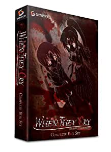 When They Cry: Complete Box Set