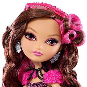 Ever After High Doll~Madeline Hatter~Getting Fairest~Head Replacement #1