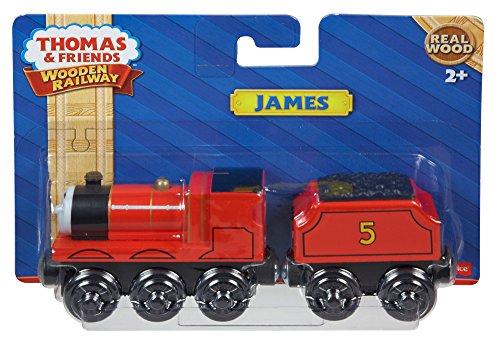 Thomas & Friends Wooden Railway James Engine