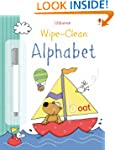 ABC (Usborne Wipe Clean Books)