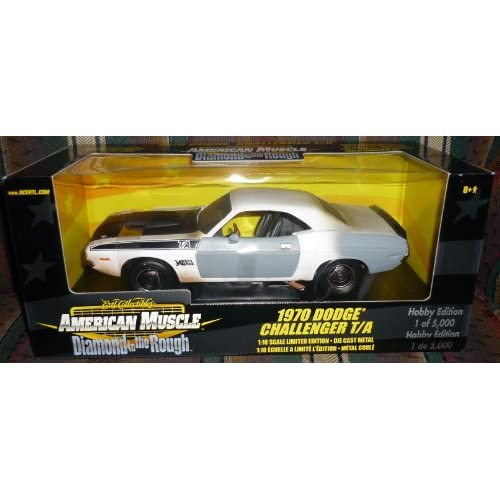 Amazon.com: #36683 Ertl American Muscle 1970 Dodge