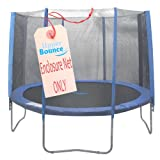 Trampoline Net Fits For: Plum Space Zone 12ft Trampoline and Enclosure