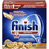 Finish All In 1 Gel Pacs Orange Blossom  60 Count