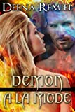 img - for Demon A La Mode (Book 3, Book Waitress Series) (The Book Waitress) book / textbook / text book