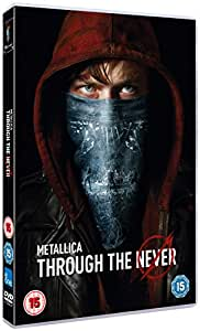 Metallica Through the Never [DVD]