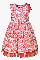 COTTON RED BOWS DRESS