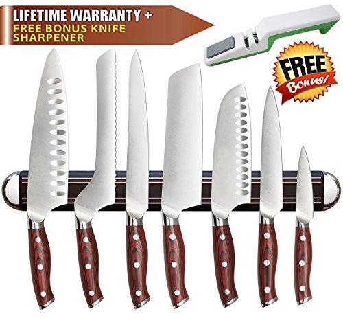 portacoltelli-magnetico-40-cm-nero-w-tappi-di-acciaio-inossidabile-include-1-coltello-coltelli-plast