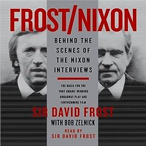 Frost/Nixon Audiobook