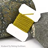 Spirit River: Sparkle Yarn, Olive, 1 Card