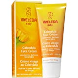 Gentle Weleda Baby Calendula Face Cream, 1.6-Ounce - With Pure Organic And Natural Plant Extracts Baby / Child / Infant / Kid