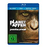"Planet der Affen: Prevolution (+ DVD + Digital Copy) [Blu-ray]von ""John Lithgow"""