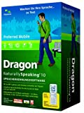 Dragon NaturallySpeaking 10  Preferred Mobile (MiniBox)