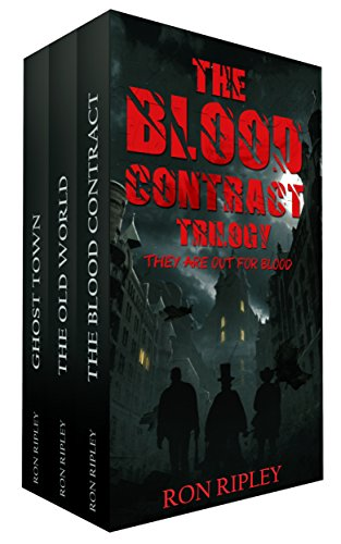 The Blood Contract Trilogy by Ron Ripley ebook deal