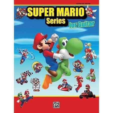 Super Mario Series for Guitar: Guitar Tab Edition WLM