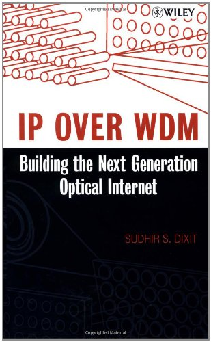 Ip Over Wdm: Building The Next-Generation Optical Internet