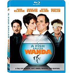 Fish Called Wanda [Blu-ray]
