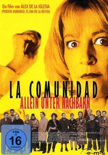 Allein unter Nachbarn - La Comunidad [Alemania] [DVD]