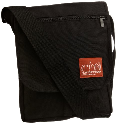 Manhattan Portage Manhattan Bag (Black)