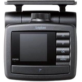 Logitec ドライブレコーダー 常時録画型