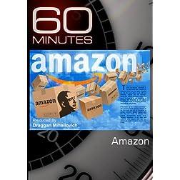 60 Minutes-Amazon