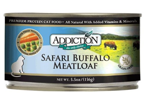 Addiction Safari Buffalo Meatloaf