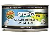 Addiction Safari Buffalo Meatloaf