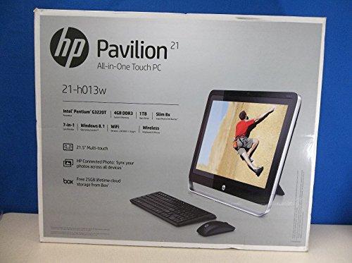 HP Pavilion TouchSmart 21-h013