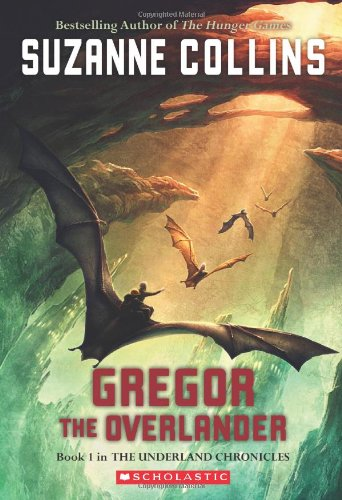 Gregor the Overlander - 3 of 10 Fantasy Books for Young Adults - LibraryAdventure.com