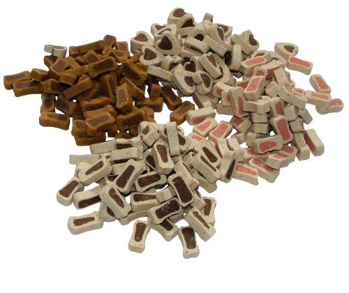 Cadocare 50701 SnackMax Hunde-Konfekt bunt 4 x 200 g