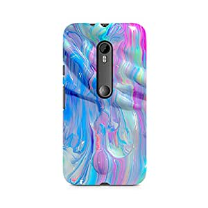 Mobicture Pattern Premium Designer Mobile Back Case Cover For Moto X Style