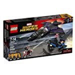 LEGO Super Heroes Black Panther Pursu...