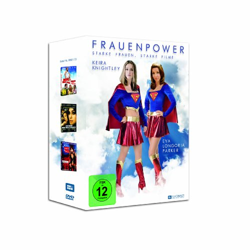 Star Box Frauenpower (3x geballte Frauenpower - Starke Frauen, starke Filme) [3 DVDs]