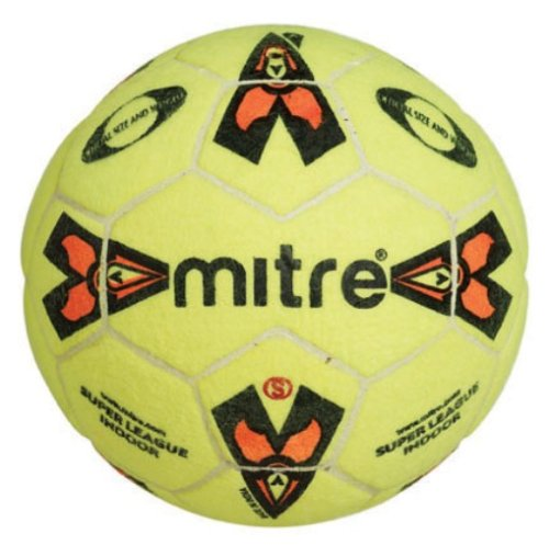Mitre Super Indoor League Football - Size 4