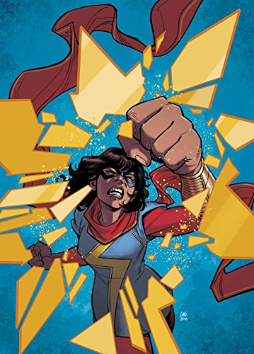 MS MARVEL #11 CIVIL WAR II (Ms Marvel 11 compare prices)