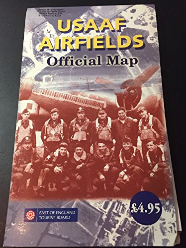 USAAF Airfields Official Map PDF