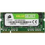 Corsair Value VS1GSDS333G  Select Mémoire 1 Go SO DIMM 200 broches DDR 333 MHz / PC2700