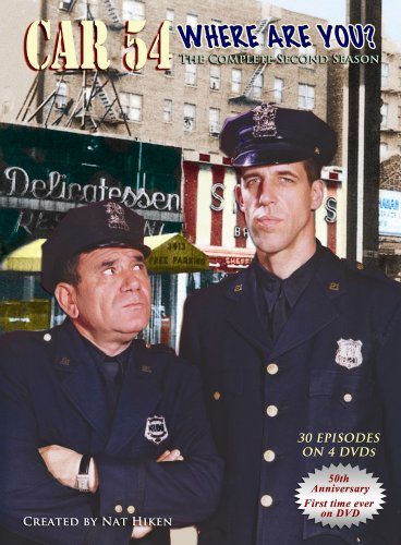 Car 54 Where Are You?: Season 2