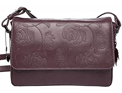 Josephine Osthoff Women's LEATHER Handbag GÖTEBORG
