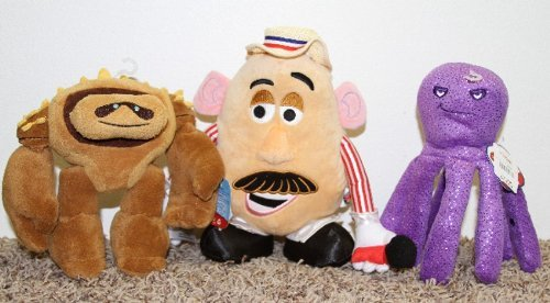 Hard to Find Toy Story 3 Lotso's Gang Stretch Octopus 10