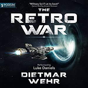 The Retro War Audiobook