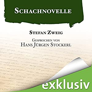 Schachnovelle Audiobook