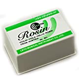 Leto 601 High Quality Rosin for Violin Viola Cello, Light and Low Dust