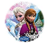 1/4 Sheet Disney Deco Pac Frozen Birthday Photo Cake Topper by N/A