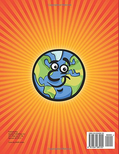 Solar System Activity and Coloring Book for Kids