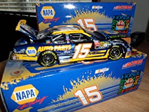 Michael Waltrip #15 NAPA Hootie and the Blowfish - 2003 Monte Carlo Stock Car -... by RCCA Club Car