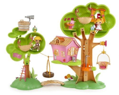 Imagen 2 de Lala Loopsy mini Casa del Árbol Playset
