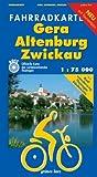 Gera – Altenburg – Zwickau 1 : 75 000 Fahrradkarte: Mit Radwanderweg Thüringer Städtekette. Mit Tourentipps. Offizielle Karte des ADFC-Landesverbandes Thüringen Rezessionen Picture