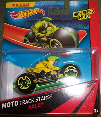 Hot Wheels Moto Track Stars AXLE
