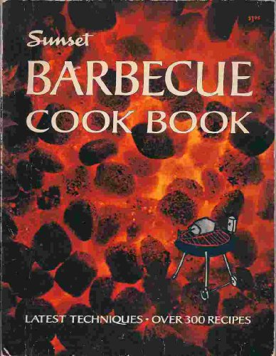 Image for Sunset Barbecue Cook Book