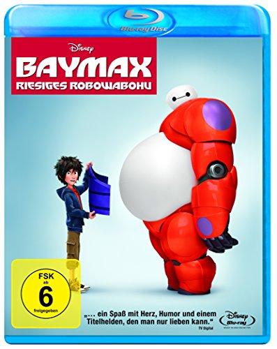 Baymax - Riesiges Robowabohu - Big Hero 6 [Blu-ray] [Import anglais]